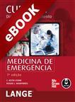 CURRENT: Medicina de Emergência (Lange) - eBook