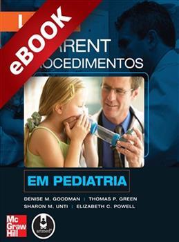 Current: Procedimentos em Pediatria (Lange) - eBook