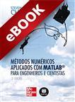 Métodos Numéricos Aplicados com MATLAB® para Engenheiros e Cientistas - eBook