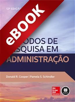 Métodos de Pesquisa em Administração - eBook