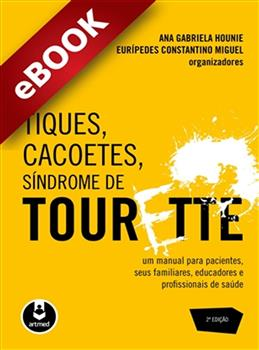 Tiques, Cacoetes, Síndrome de Tourette - eBook