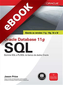 Oracle Database 11g SQL - eBook