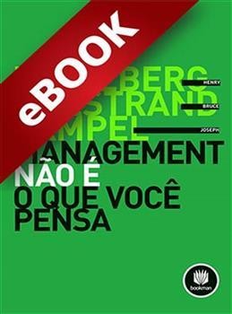 Management Não é o que Você Pensa - eBook