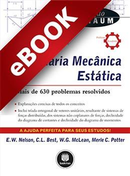 Engenharia Mecânica: Estática - eBook