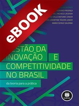 Gestão da Inovação e Competitividade no Brasil - eBook