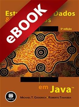 Estruturas de Dados & Algoritmos em Java - eBook