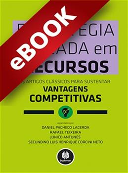 Estratégia Baseada em Recursos  - eBook