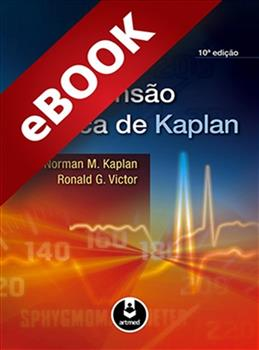 Hipertensão Clínica de Kaplan - eBook