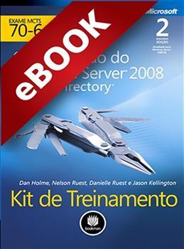 Kit de Treinamento MCTS (Exame 70-640) - eBook
