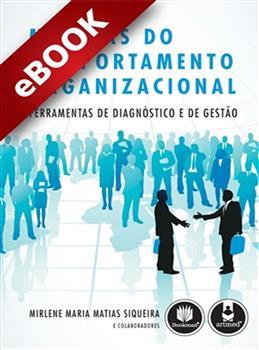 Medidas do Comportamento Organizacional - eBook