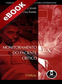 Monitoramento do Paciente Crítico - eBook