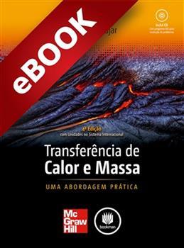 Transferência de Calor e Massa - eBook