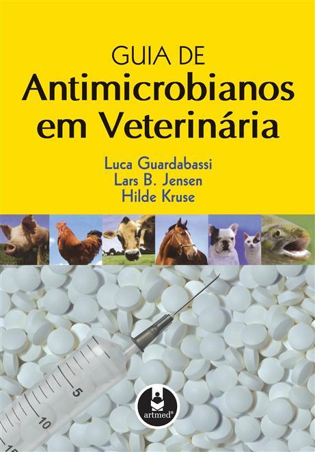 guia de antimicrobianos em veterinária