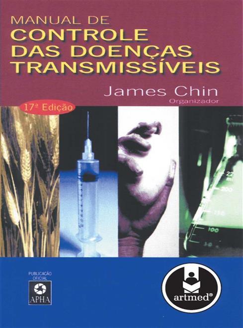 manual de controle das doenças transmissíveis - 17.ed.