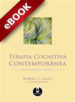 Terapia Cognitiva Contemporânea - eBook