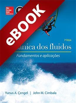 Mecânica dos Fluidos  - eBook