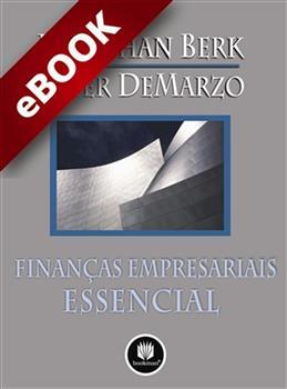 Finanças Empresariais - Essencial - eBook