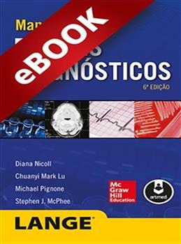 Manual de Exames Diagnósticos - eBook