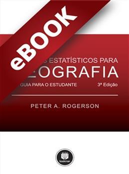 Métodos Estatísticos para Geografia - eBook