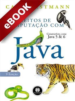 Conceitos de Computação com Java - eBook
