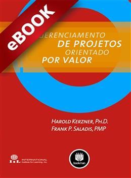 Gerenciamento de Projetos Orientado por Valor - eBook
