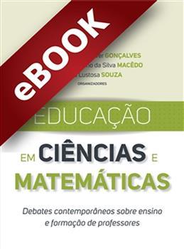 Educação em Ciências e Matemáticas - eBook
