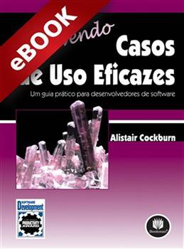 Escrevendo Casos de Uso Eficazes - eBook