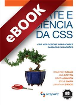 A Arte e a Ciência da CSS - eBook