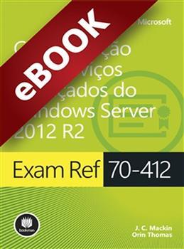 Exam Ref 70-412 - eBook