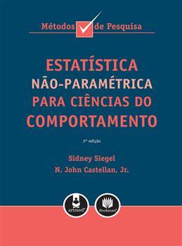 Estatística Não-Paramétrica para Ciências do Comportamento - eBook