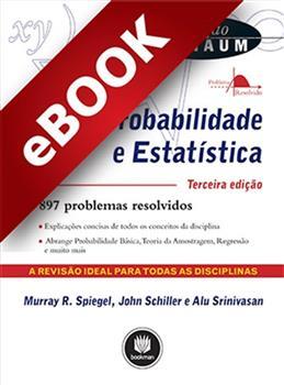 Probabilidade e Estatística - eBook