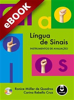 Língua de Sinais - eBook