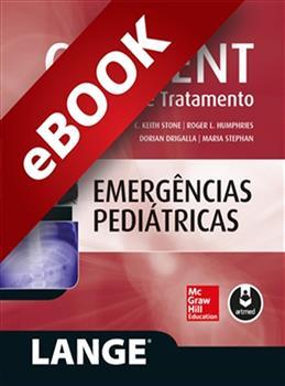 CURRENT: Emergências Pediátricas (Lange) - eBook