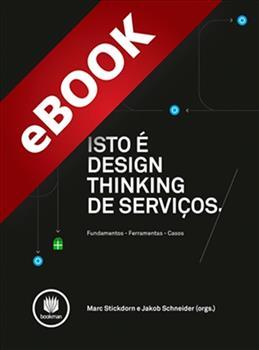 Isto é Design Thinking de Serviços - eBook