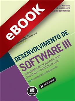Desenvolvimento de Software III - eBook
