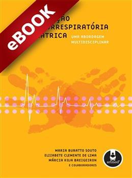 Reanimação cardiorrespiratória pediátrica - eBook