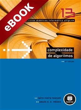 Complexidade de Algoritmos - Vol.13 - eBook
