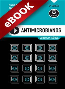 Antimicrobianos - eBook