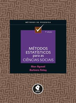 Métodos Estatísticos para as Ciências Sociais - eBook