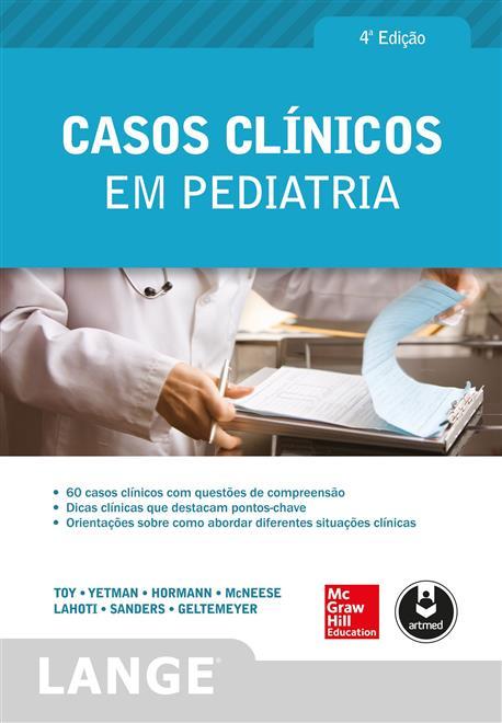 casos clínicos em pediatria