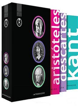 Coleção Filosofia - 3 Volumes