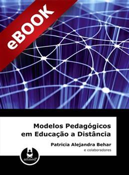 Modelos Pedagógicos em Educação a Distância - eBook