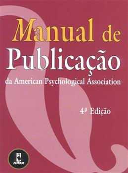 Manual de Publicação da APA - eBook