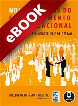 Novas Medidas do Comportamento Organizacional - eBook