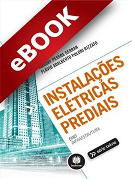 Instalações Elétricas Prediais - eBook
