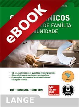 Casos Clínicos em Medicina de Família e Comunidade  - eBook