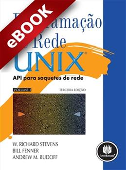 Programação de Rede UNIX - eBook