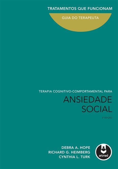 terapia cognitivo-comportamental para ansiedade social