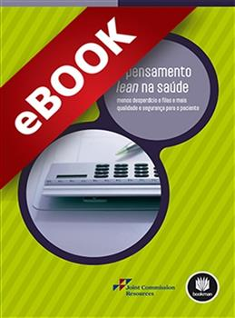 O Pensamento Lean na Saúde - eBook