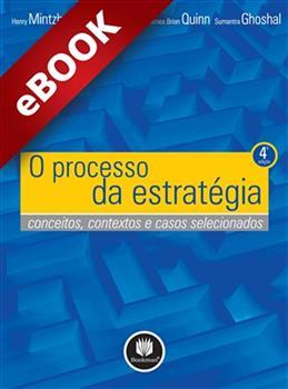 O Processo da Estratégia - 4.ed. - eBook